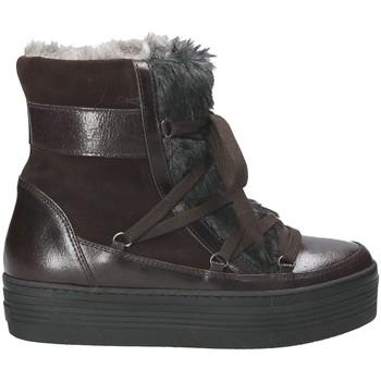 Schoenen Dames Snowboots Mally 5990 Bruin