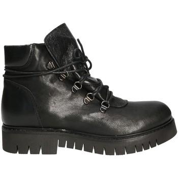 Schoenen Dames Laarzen Mally 5997 Zwart