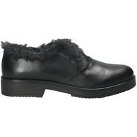 Schoenen Dames Mocassins Mally 5885BR Zwart