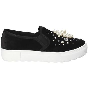 Schoenen Dames Instappers Fornarina PI18RU1149A000 Zwart