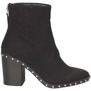 Schoenen Dames Enkellaarzen Fornarina PI18SK1142S000 Zwart