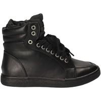 Schoenen Dames Hoge sneakers Fornarina PI18WI1129P000 Zwart