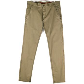 Textiel Heren Chino's Gaudi 811FU25033 Groen
