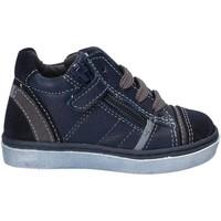 Schoenen Jongens Laarzen Melania ME1133B7I.B Blauw