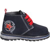Schoenen Kinderen Laarzen Melania ME1043B7I.A Bleu