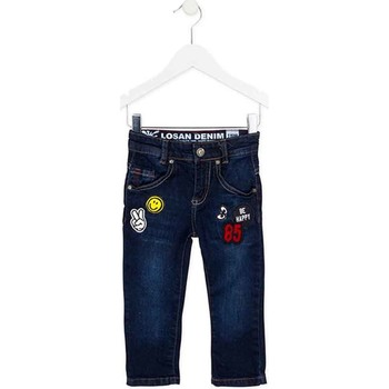 Textiel Kinderen Skinny jeans Losan 725 9006AC Blauw