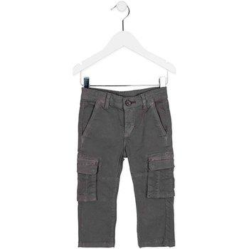 Textiel Kinderen Cargobroek Losan 725 9011AC Groen