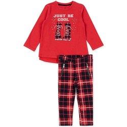 Textiel Meisjes Setjes Losan 726 8013AD Rood