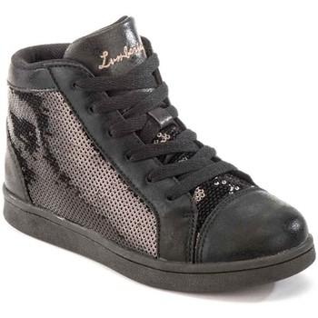 Schoenen Kinderen Hoge sneakers Lumberjack SG32805 003 P79 Noir