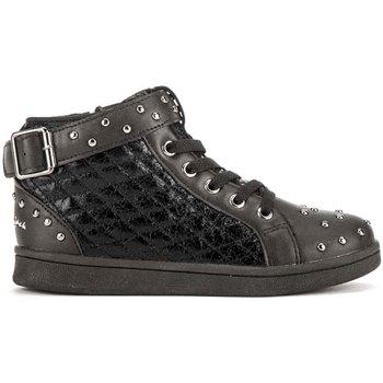 Schoenen Kinderen Hoge sneakers Lumberjack SG32805 002 P78 Noir