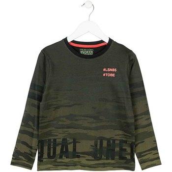 Textiel Kinderen T-shirts met lange mouwen Losan 723 1013AA Groen