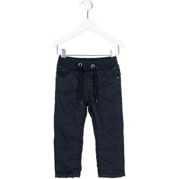 Textiel Jongens Chino's Losan 725 9660AC Blauw