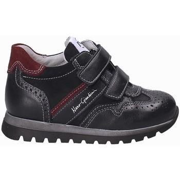 Schoenen Kinderen Lage sneakers Nero Giardini A724350M Bleu