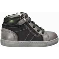 Schoenen Kinderen Hoge sneakers Nero Giardini A724401M Gris