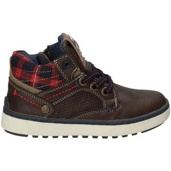 Schoenen Kinderen Hoge sneakers Wrangler WJ17220 Bruin