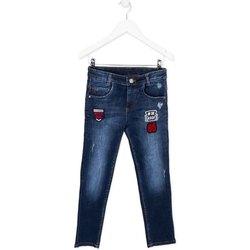 Textiel Kinderen Skinny jeans Losan 723 9003AA Blauw