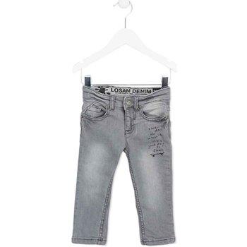 Textiel Kinderen Skinny jeans Losan 725 9004AC Grijs
