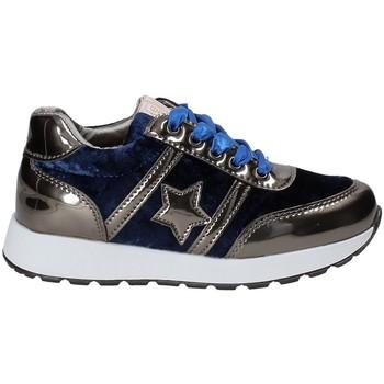 Schoenen Kinderen Lage sneakers Grunland SC3488 Blauw