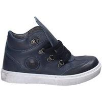 Schoenen Kinderen Hoge sneakers Melania ME2108D7I.B Blauw