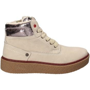Schoenen Kinderen Hoge sneakers Wrangler WG17236 Beige