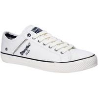 Schoenen Heren Lage sneakers Wrangler WM181030 Wit