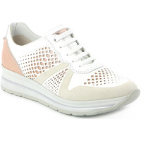 Schoenen Dames Lage sneakers Grunland SC4477 Wit