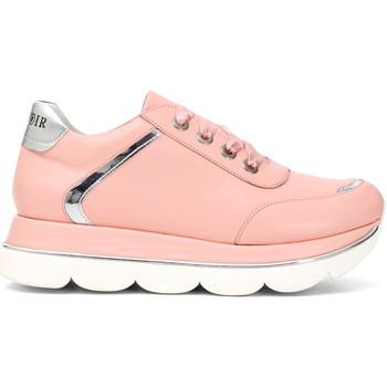 Schoenen Dames Lage sneakers Café Noir DB171 Roze