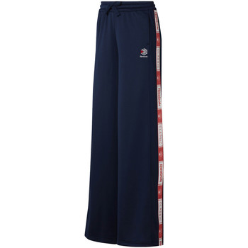 Textiel Dames Trainingsbroeken Reebok Sport DT7265 Blauw