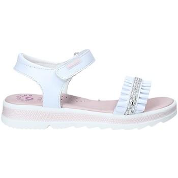 Schoenen Meisjes Sandalen / Open schoenen Pablosky 4681 Wit
