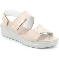 Schoenen Dames Sandalen / Open schoenen Grunland SA1873 Roze