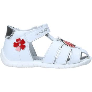 Schoenen Kinderen Sandalen / Open schoenen Nero Giardini E018090F Blanc