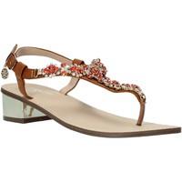 Schoenen Dames Sandalen / Open schoenen Gold&gold A20 GL540 Orange