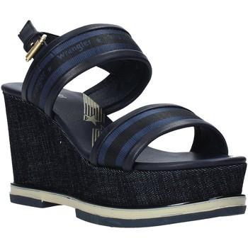 Schoenen Dames Sandalen / Open schoenen Wrangler WL01553A Bleu