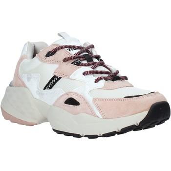 Schoenen Dames Lage sneakers Wrangler WL01650A Roze
