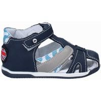 Schoenen Kinderen Sandalen / Open schoenen Melania ME0809A8E.A Bleu
