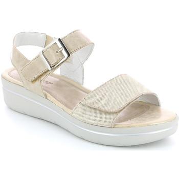 Schoenen Dames Sandalen / Open schoenen Grunland SA1875 Goud