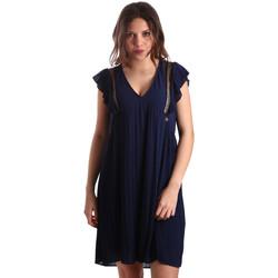Textiel Dames Korte jurken Gaudi 911BD15020 Blauw