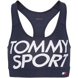 Textiel Dames Sport BHs Tommy Hilfiger S10S100070 Blauw
