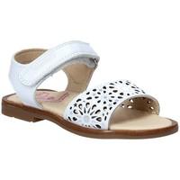 Schoenen Meisjes Sandalen / Open schoenen Pablosky 0533 Wit