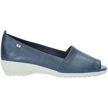 Schoenen Dames Sandalen / Open schoenen Valleverde 41141 Blauw