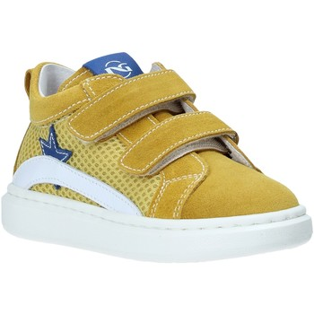 Schoenen Kinderen Lage sneakers Nero Giardini E023811M Jaune