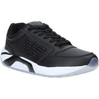 Schoenen Heren Lage sneakers Ea7 Emporio Armani X8X022 XK116 Zwart