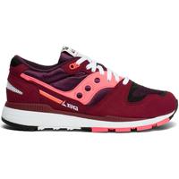 Schoenen Dames Lage sneakers Saucony S60437 Rood