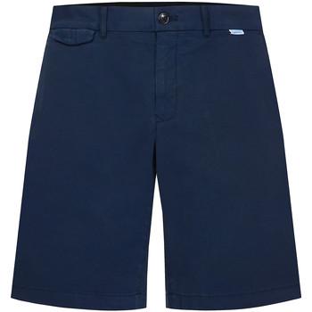 Textiel Heren Korte broeken / Bermuda's Calvin Klein Jeans K10K105314 Bleu