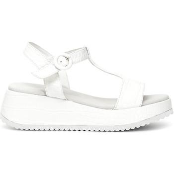Schoenen Dames Sandalen / Open schoenen Café Noir HB950 Wit