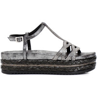 Schoenen Dames Sandalen / Open schoenen Café Noir HC913 Grijs