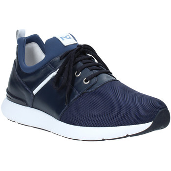 Schoenen Heren Lage sneakers Nero Giardini P900930U Bleu