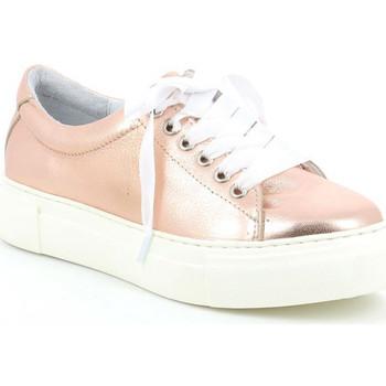 Schoenen Dames Lage sneakers Grunland SC3880 Roze