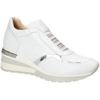 Schoenen Dames Lage sneakers Exton E07 Wit