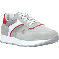 Schoenen Heren Lage sneakers Nero Giardini E001500U Gris